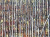 The Road, Oil on Canvas, 30 x 80 inches (Diptych), 2014